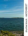 the archipelago sea is finland... | Shutterstock . vector #665248837