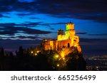 San Marino Fortress Of Guaita...