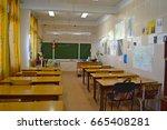 st petersburg  russia   04...   Shutterstock . vector #665408281