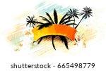 design elements set | Shutterstock .eps vector #665498779