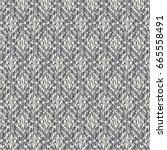 blue gray carpet with geometric ...   Shutterstock .eps vector #665558491