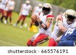 american football   Shutterstock . vector #665576191