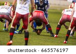 american football | Shutterstock . vector #665576197