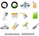 car service and repairing icon... | Shutterstock .eps vector #66560164