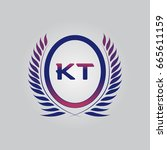 k t logo
