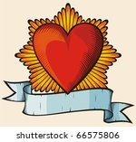 Heart    Tattoo Style