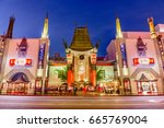 los angeles  california   march ... | Shutterstock . vector #665769004