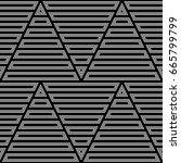 strokes and blocks wallpaper....   Shutterstock .eps vector #665799799