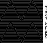 strokes and blocks wallpaper....   Shutterstock .eps vector #665808631