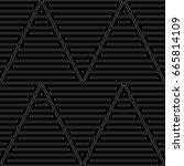 strokes and blocks wallpaper....   Shutterstock .eps vector #665814109
