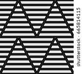 strokes and blocks wallpaper....   Shutterstock .eps vector #665814115