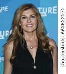 new york may 20  connie britton ... | Shutterstock . vector #665822575