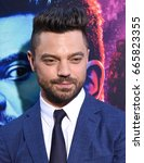 Small photo of LOS ANGELES - JUN 20: Dominic Cooper arrives for the AMC Season Two 'Preacher' Premiere Screening on June 20, 2017 in Los Angeles, CA