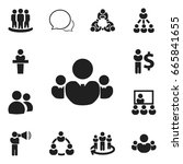 set of 12 editable community...