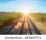 mexico  copper canyon | Shutterstock . vector #665844721
