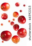 falling apples with simulated... | Shutterstock . vector #66592315