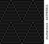 strokes and blocks wallpaper....   Shutterstock .eps vector #665985811