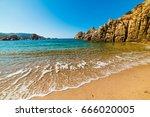 Golden Shore In Costa Paradiso...