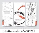 branding packaging brush...   Shutterstock .eps vector #666088795