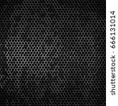 abstract perforated background  ... | Shutterstock .eps vector #666131014