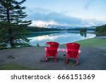 Two Jack Lake  Banff National...