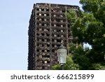 nothing like fire.. | Shutterstock . vector #666215899