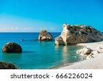 View Of Aphrodite's Rock  Petr...