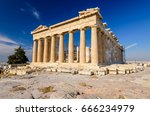 athens  greece   may 21  2017 ... | Shutterstock . vector #666234979