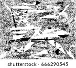 background black and white... | Shutterstock .eps vector #666290545