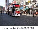 wurzburg  germany   sep 12 ... | Shutterstock . vector #666322831
