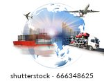 global business of  import