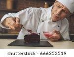 Mature Man Professional Chef...