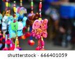 Thai Elephant Keyring