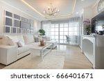 Renovation White Living Room...