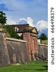 neuf brisach  france   july 23... | Shutterstock . vector #666498379