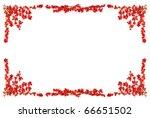 Red Winterberry Christmas Fram...