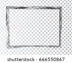 vector frames. rectangles for... | Shutterstock .eps vector #666550867