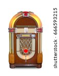 Real Vintage Jukebox Retro...
