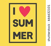summer backgrounds collection.... | Shutterstock .eps vector #666632101