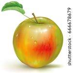 realistic vector illustration... | Shutterstock .eps vector #666678679