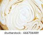 creative abstract background.... | Shutterstock . vector #666706489