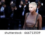 cannes  france   may 20 ... | Shutterstock . vector #666713539