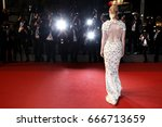 cannes  france   may 26 ... | Shutterstock . vector #666713659