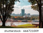 View On New Belgrade From...