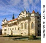 Castle Litomysl  Unesco  Czech...