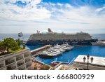 monaco  monte carlo   september ... | Shutterstock . vector #666800929