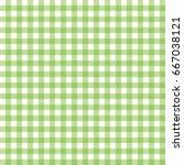 vector illustration of a green... | Shutterstock .eps vector #667038121