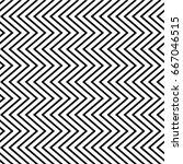 vector seamless texture. modern ... | Shutterstock .eps vector #667046515