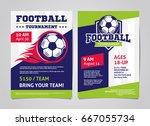 football  soccer tournament...   Shutterstock .eps vector #667055734