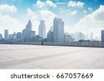 cityscape and skyline of... | Shutterstock . vector #667057669